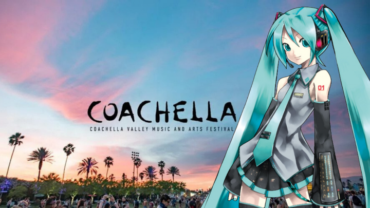 Hatsune Miku Coachella