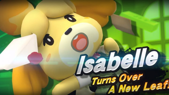 Nintendo trolls fans by teasing Isabelle on Super Smash Bros. Ultimate and finally revealing Animal Crossing for Switch