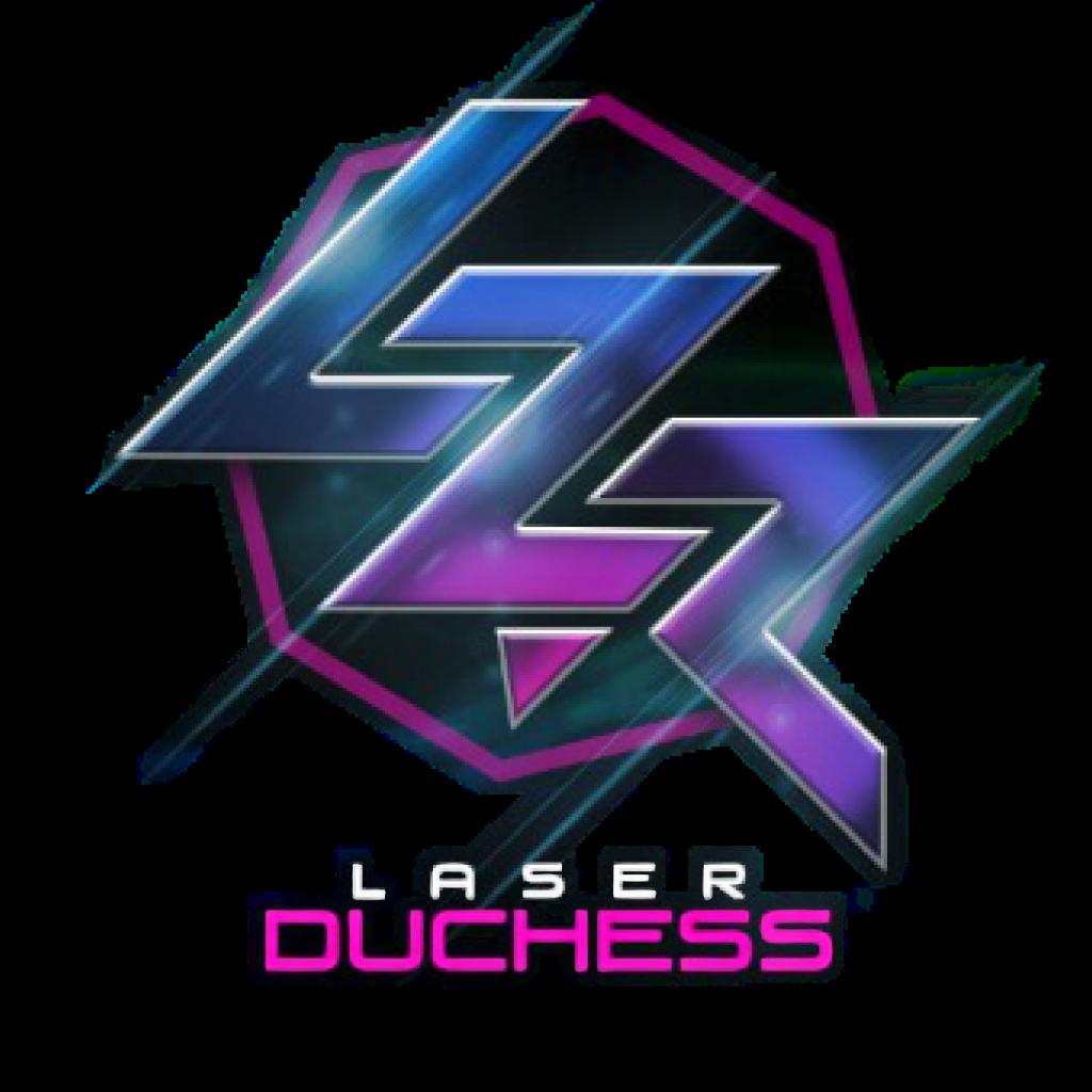 LASER DUCHESS Logo