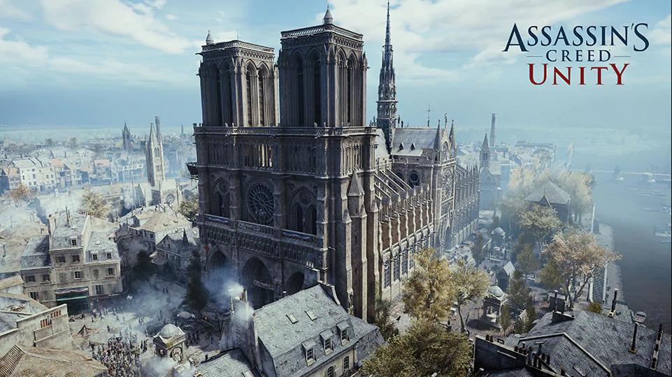Notre Dame AC Unity