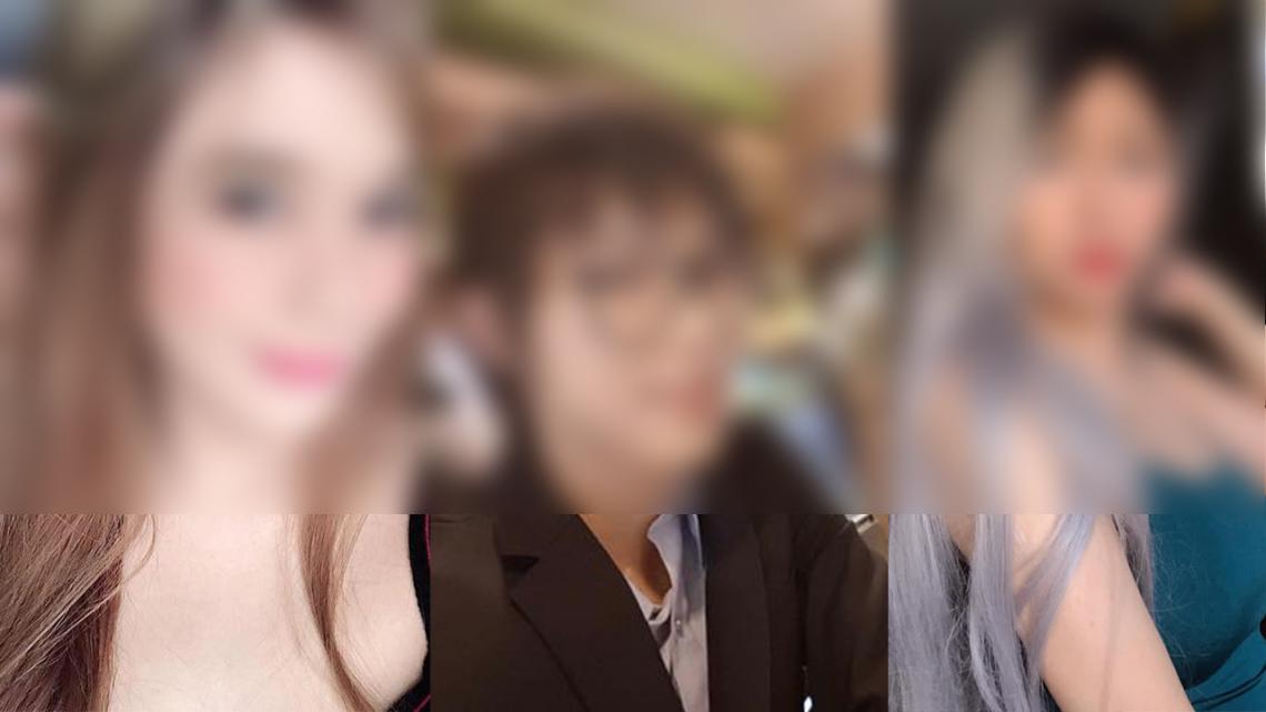 Pusa Chen Krisha Jhanelle Blurred