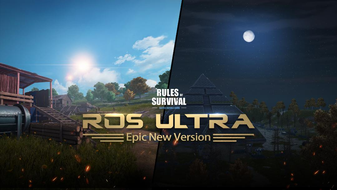 Rules of Survival gets lots of Updates including Day and Night Cycles from RoS Ultra Epic New Version