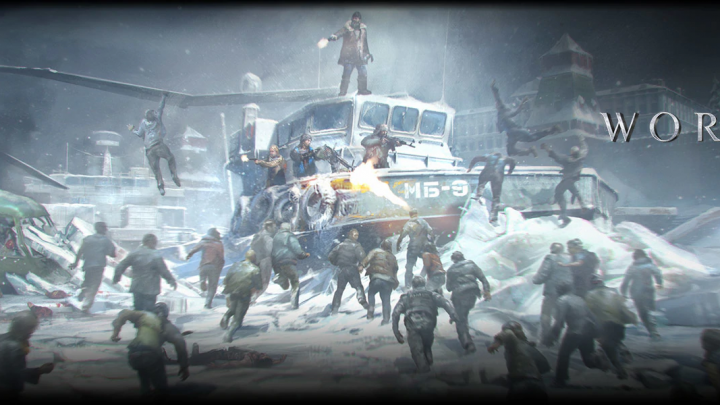 World War Z trailer Shows Players Fighting Against Zombies and Other Players