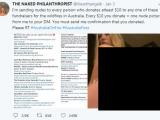 naked philanthropist