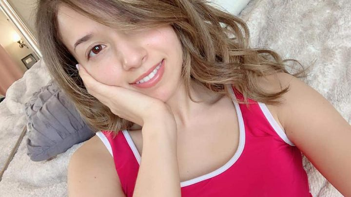 Pokimane No Makeup